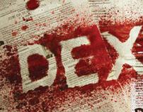 Dexter book cover