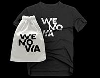 Wenovia - Brand Identity