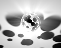 Daily Render #20 Volumetric Ball