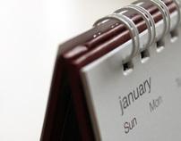 Farida Law Office Calendar