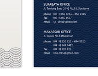 SJR Business Card