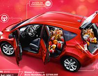 Navidad Nissan