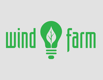 Wind Farm Logo & Brand Book