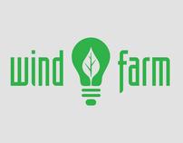 Wind Farm Logo & Brand Book