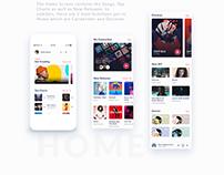 Music App 2018 / Mai Huynh