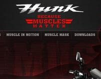 Hero Honda - Hunk