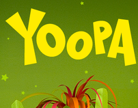 Branding: Yoopa -Educative TV Station for Preschoolers