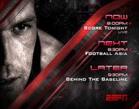 ESPN Branding Pitch 2009