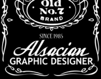 ROBER MECKES Alsacian Graphic Designer