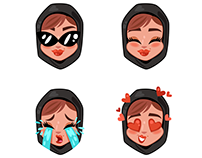 Khaleejiya Emojis: Android & iPhone