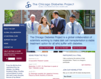 Chicago Diabetes Project Website