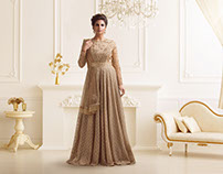 Advertising campaign for Parvathy Chankramath