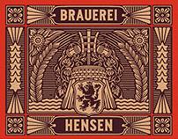 BRAUEREI HENSEN