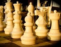 Après-midi d'échecs, Tarde de Ajedrez