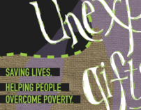 Oxfam Poster