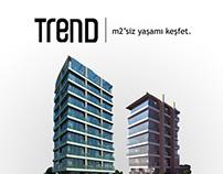 Trend Rezidans Tanıtım Videoları