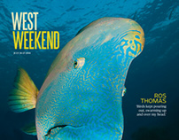 West Weekend magazine editions 2014