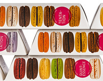 Point G Plaisirs Gourmands-Brand Identity & Packagings
