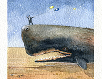 """""""Dreams of a Norwegian fisherman Torbjorn Berg""""_(2)"""