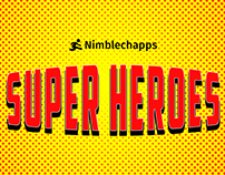 Super Hero Fan Art Stickers | Super Heroes Pixel Art