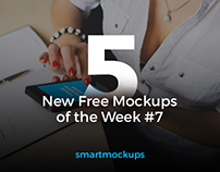 New Mockups of the Week #7
