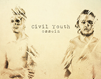 Civil Youth -Ossein Album Design