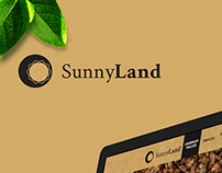 SunnyLand - Website