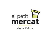 Logotip del mercat municipal de La Palma de Cervelló