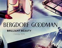 Bergdorf Goodman | Holiday Beauty 2015