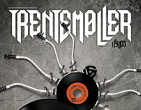 Poster: Trentemøller at the Fillmore SF