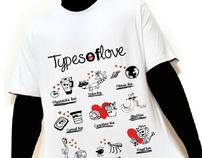 TiposDEamor-TypesOFlove!