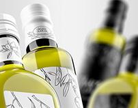 Olive Oil Mockup Bundle (12-piece)