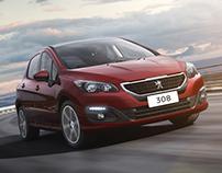 Peugeot 308 Latin America