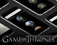 Game Of Thrones (Facebook Game App)