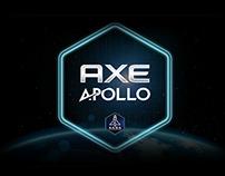 AXE Apollo/ Axe Excite Package Design