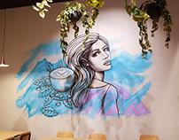 Senso Carousel Mural