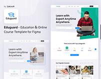 Eduguard - Education & Online Course Website
