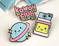 Kawaii Pins Set!