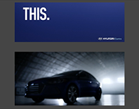 Hyundai | Title Design | NY Times Square