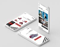 Adidas Football Boots Mobile App