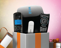 ZON - 3P Christmas Campaign 2011