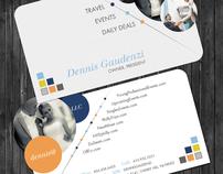 Business Card Design nr.1