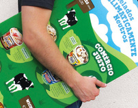 Ben&Jerry's Price Boards