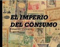 Diseño Editorial | El Imperio del Consumo