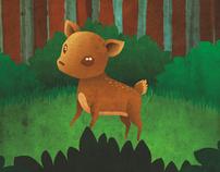 Bambi Animation