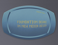 Foundation Degree In New Media Design