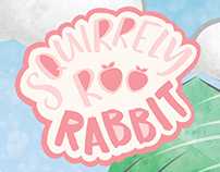 Squirrely Roo Rabbit Identity (2017)