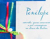 Convite Bahia -