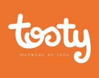 TOSTY TOYS MUÑECOS EN LANA