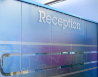 Doncaster South CLC Reception Refurb